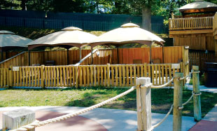 Crocodile Cove VIP Cabana