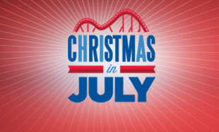 CHRISTMAS IN JULY - SAVE $32!