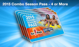 2015 Combo Season Pass 4 or More